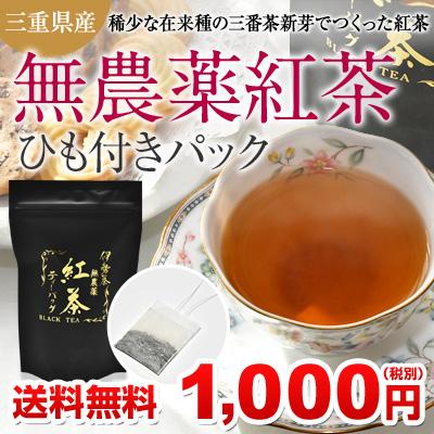 無農薬紅茶